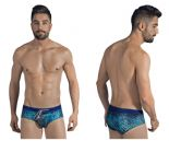 CLEVER | Labyrinth Swim Briefs | 0627